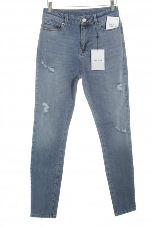 Studio High Waist Jeans blau Casual-Look