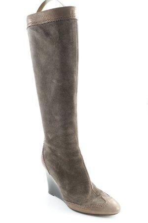 Studio pollini Heel Boots brown-light brown casual look