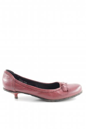 Studio pollini Trotteur rot-pink Business-Look