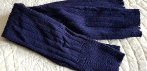 Legwarmers dark violet-dark blue
