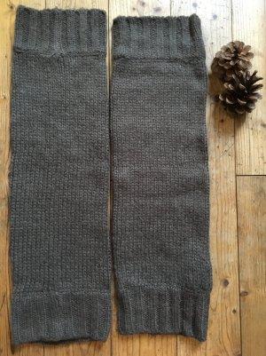just B. Jambière marron clair laine