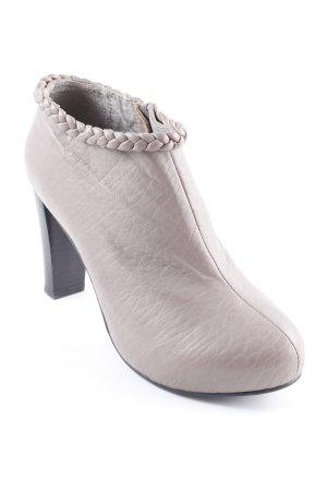 Stylesnob Low boot chameau style décontracté