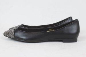 STYLESNOB Ballerina Schuhe Gr. 36 schwarz NEU
