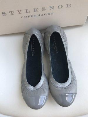 Stylesnob Ballerinas light grey