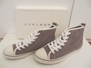 STYLESNOB Barbara mud-grey Sneakers - Gr. 38