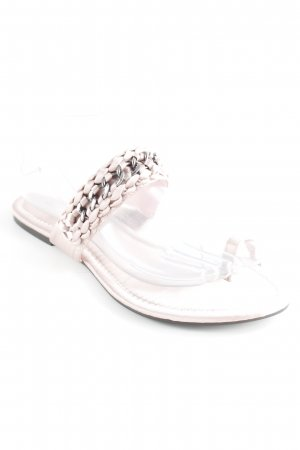 Stylesnob Strapped Sandals light pink casual look