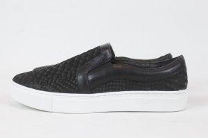 STYLESNOB Slipon Sneaker Schuhe Gr. 39 schwarz NEU