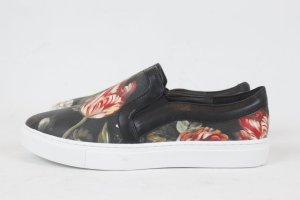 STYLESNOB Slipon Sneaker Schuhe Gr. 40 geblümt NEU (18/3/SC/E)