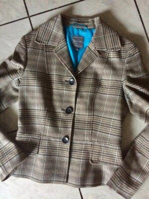 Stylisch toller Wollblazer *MARC AUREL* 36/38 Trend Kariert