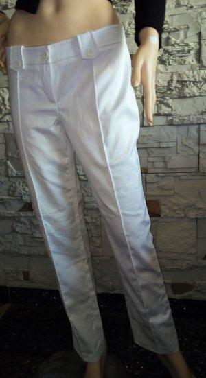Stylische Apart Hose in gr 80/40 Farbe Weiss