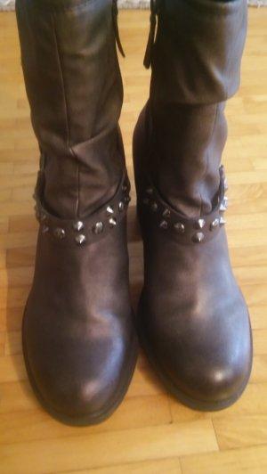 Tamaris Boots anthracite