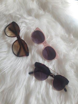 Stylische Bloggersonnenbrillen