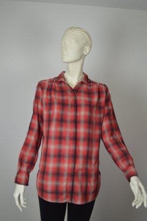 Stylische Bluse im Western-Look von 0039 ITALY in der Größe S, NP: 179€