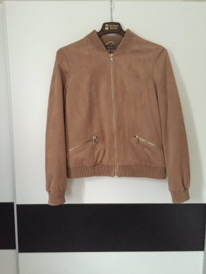 Bomber Jacket light brown