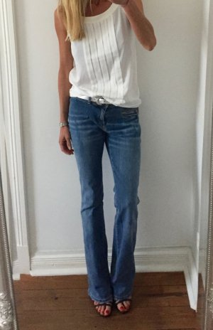 stylische Bootcut Jeans von BENETTON * Gr. 38 (ital. 42)