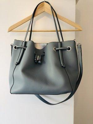 Zara Pouch Bag blue