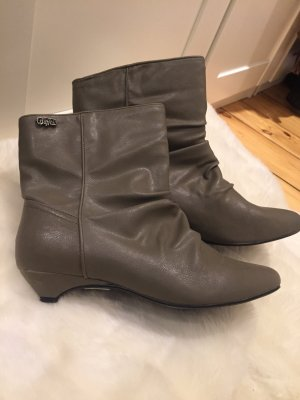 Buffalo Ankle Boots green grey-grey brown