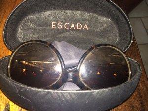 Escada Sunglasses black brown synthetic material