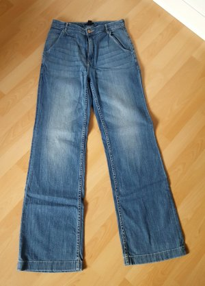 Stylische, Flared Jeans