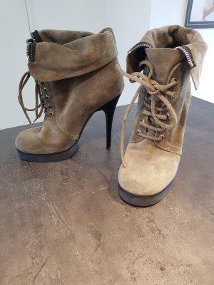 stylische Giuseppe Zanotti Schuhe Boots 38,5