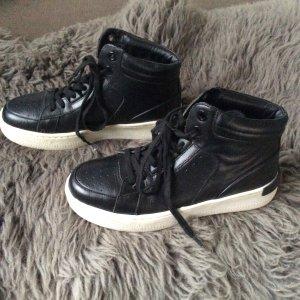Stylische High-Top Sneaker Gr. 37