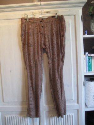 Stylische Hose im animalprint von Maison Scotsch