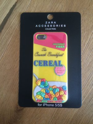 Stylische iPhone-Hülle - 5/ 5s - Cereal