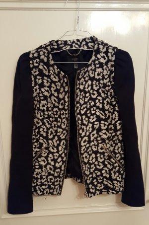 stylische Jacke mit Animalprint