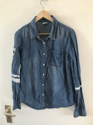 Stylische Jeans-Bluse VeroModa M