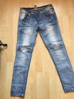 Stylische Jeans Ripped Look