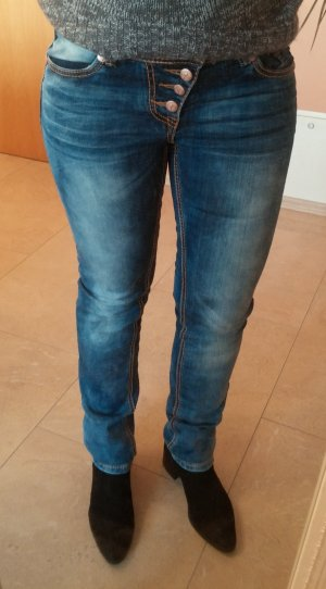 Blue Monkey Jeans azure-steel blue