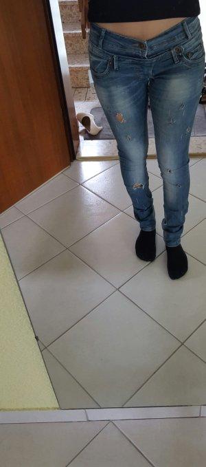 stylische Jeanshose Größe 38
