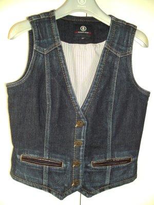 Stylische Jeansweste