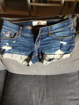 Stylische kurze Jeans