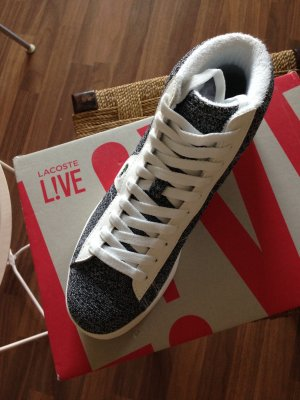 Stylische Lacoste Live! High-top Sneaker - neu