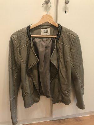 Stylische Lederjacke von Vero Moda