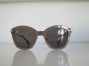 Moncler Glasses camel-gold-colored