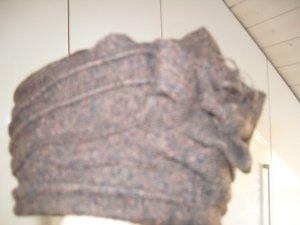Stylische Mütze in braun