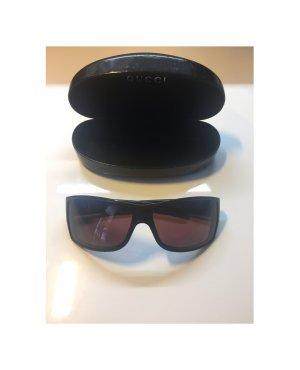 Stylische Original GUCCI Sonnenbrille braun