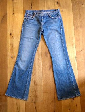 Polo Jeans Co. Ralph Lauren Denim Flares blue-steel blue