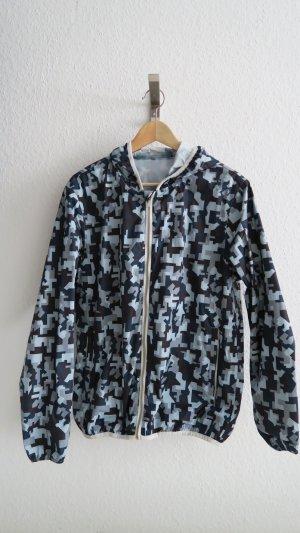 stylische Regenjacke leichte Jacke