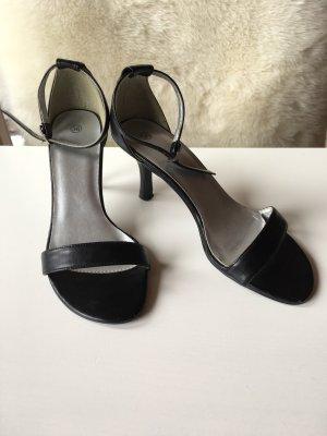 Stylische Riemchen Sandaletten