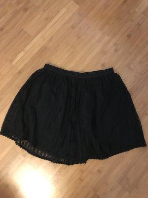 Stylische Shorts aus Spitze
