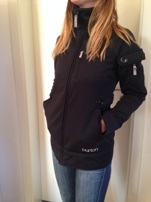 Burton Softshell Jacket black