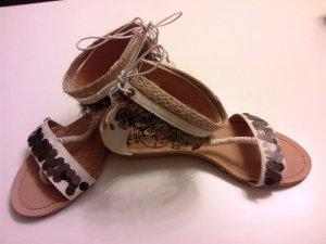 Stylische Sommer Schuhe - Größe 39 - wie neu