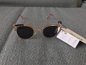 Kiomi Retro Glasses rose-gold-coloured-gold-colored