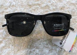 Stylische Sonnenbrille Unisex schwarz von Polaroid Neu OVP