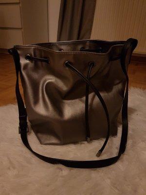 stylische Tasche Even&Odd Metalliclook