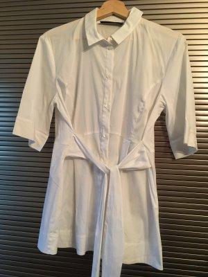 Stylische weiße Bluse von Hallhuber - letzte Preisreduzierung