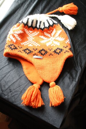 stylische Winter Mütze